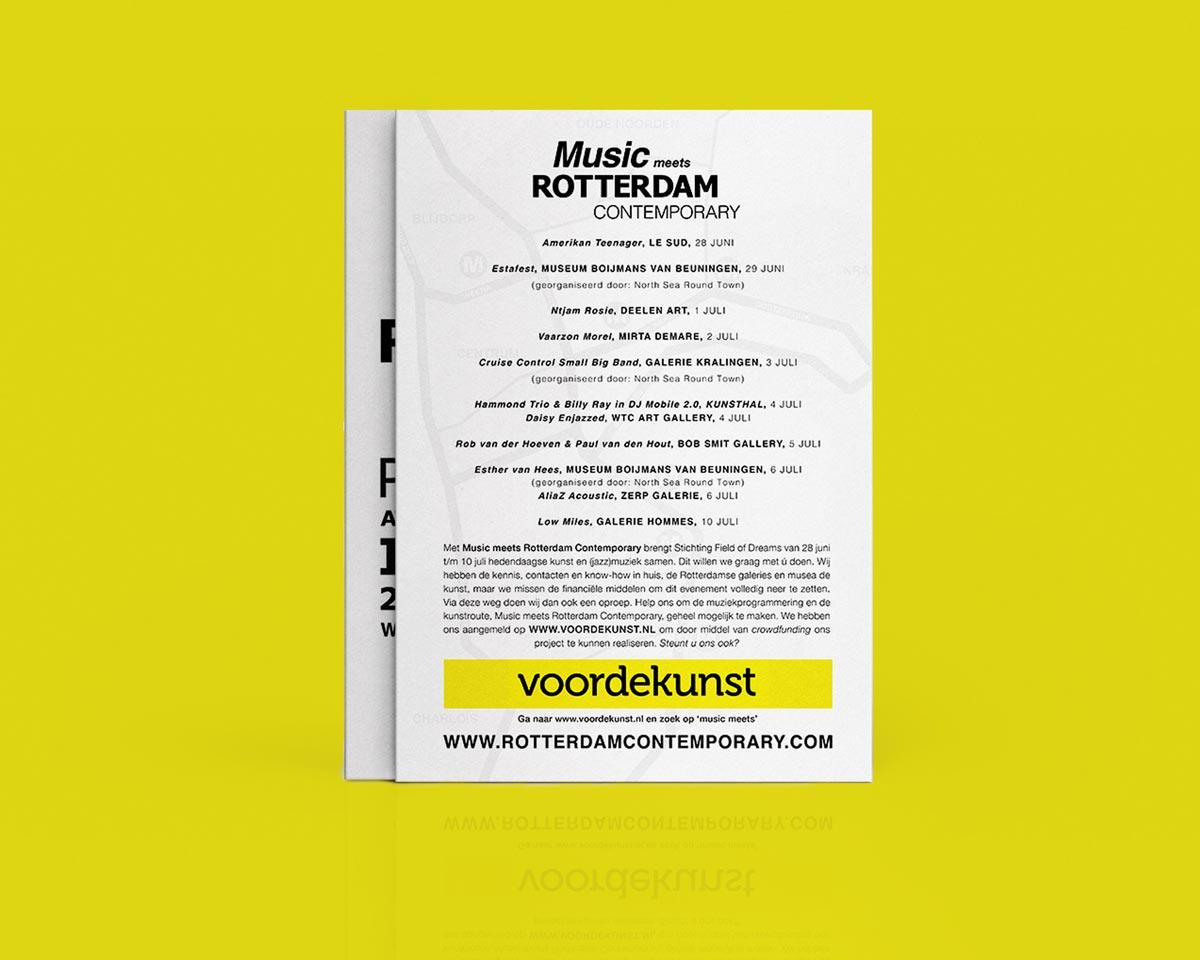 Music Meets Rotterdam Contemporary